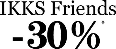 30% de remise sur une sélection d'articles