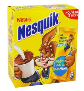 pack de 12 stick Nesquik