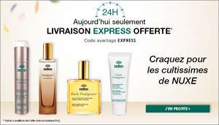 Livraison express offerte + 1 miniature + coffrets en promo