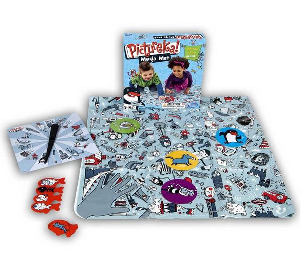 Jeux en promo - Ex : HASBRO Pictureka Mega Mat
