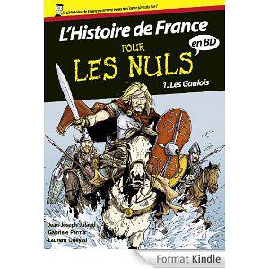Sélection de B.D gratuites (eBook) - Ex : L'Histoire de France Pour les Nuls, Tome 1