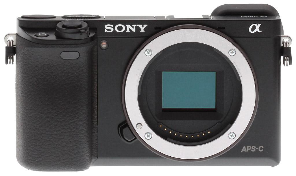 [Précommande] Appareil photo hybride Sony A6000 Nu - 24.3MP, Wi-Fi, HDMI, USB
