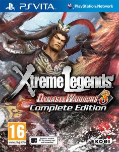 Dynasty Warriors 8 Complète Edition sur PS Vita