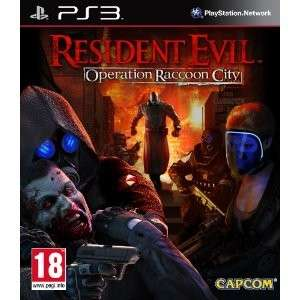 Resident Evil : Operation Raccoon City PS3