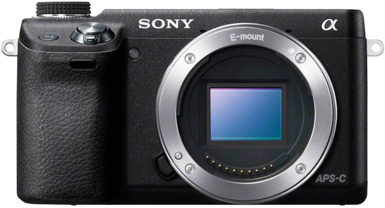 Sélection d'appareils photo en petite quantité - Ex : Sony NEX-6B Noir Boîtier Nu - WiFi intégré