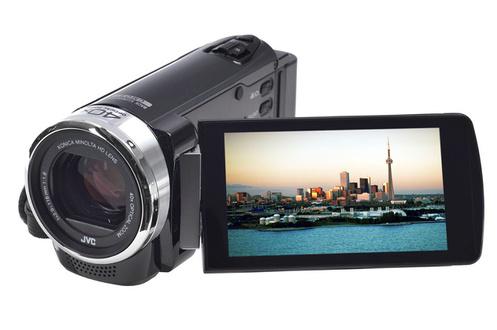 Caméscope numérique JVC GZ-EX210 - Full HD (Autres voir description)