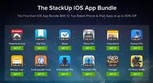 Bundle 12 applications iPhone & iPad