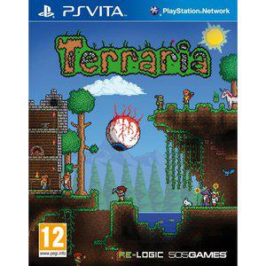 Soldes de printemps sur une sélection de jeux PS3/PS Vita - Ex : Terraria sur PS Vita