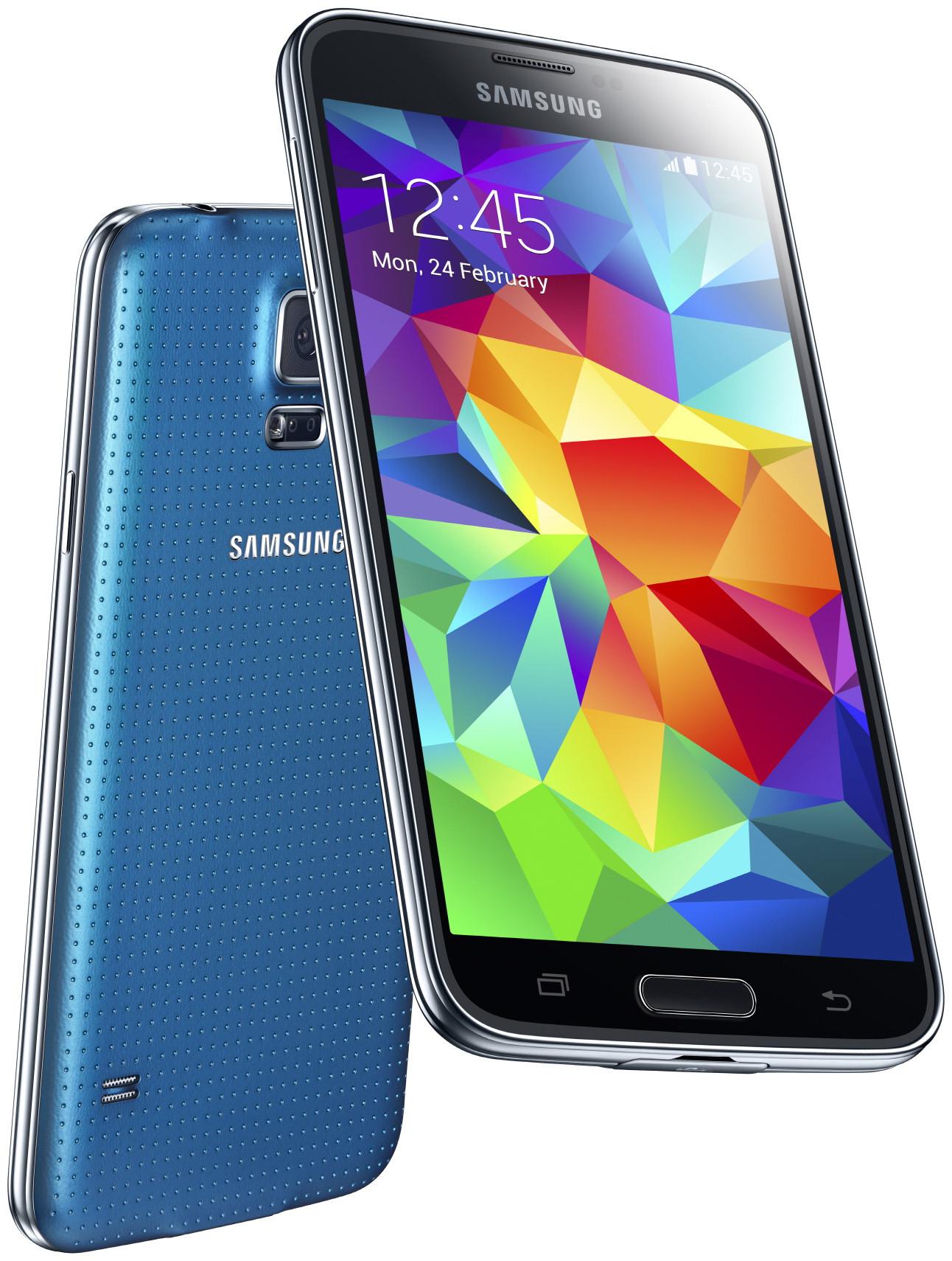 Smartphone Samsung Galaxy S5 16 Go Blanc