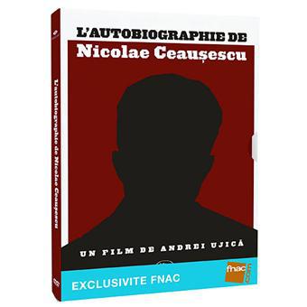 [Adhérents] DVD Autobiographie de Nicolae Ceausescu + 1€ crédités sur compte fidélité si retrait en magasin