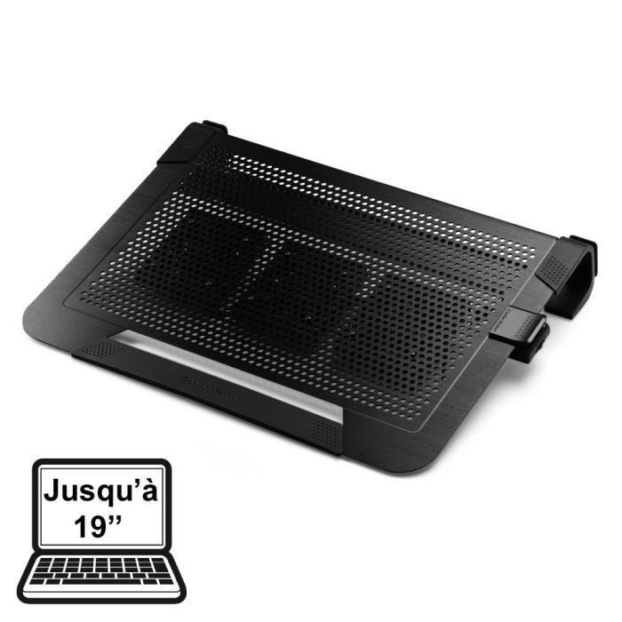 Support de refroidissement pour PC portable Cooler Master NotePal U3 Plus