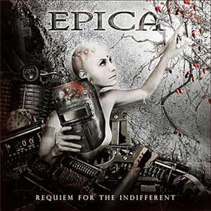 Album CD Epica - Requiem for the indifferent - Edition limitée