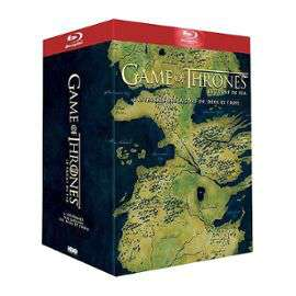 Intégrale Game of Thrones - Saisons 1, 2 et 3 - Blu-ray  + Bonus