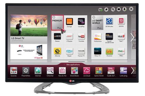 """Télévision 32"""" LG 32LN575S LED - Full HD - Smart TV - dual-core - Wifi"""