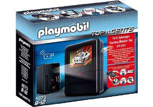 Caméra d'espionnage Playmobil Top Agents