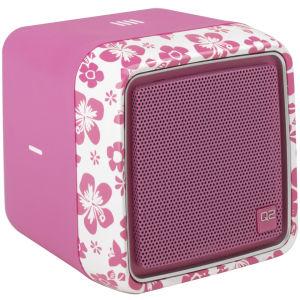 Radio Q2 Wi-Fi Internet Radio Rose ou Blanche