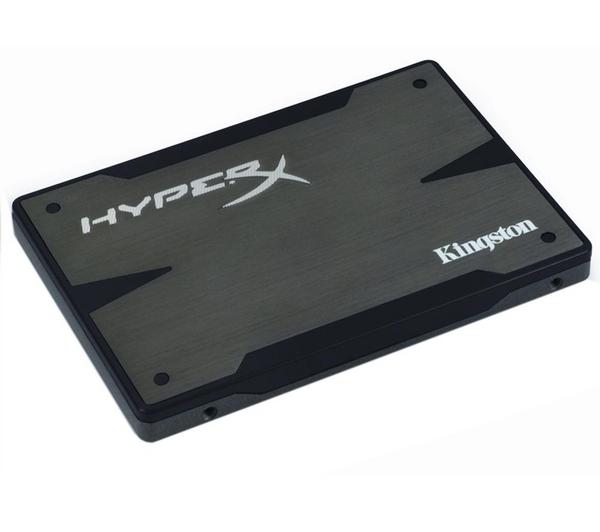 Disque SSD interne Kingston HyperX 3K - 120 Go