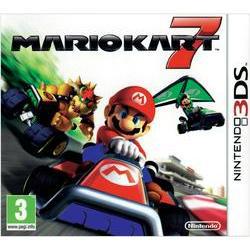 Jeu Mario Kart 7 3DS