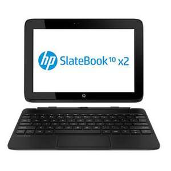 "Tablette Android 10.1"" HP Slatebook 10-h040sf 32 Go (Full HD, Tegra 4, 2 Go RAM) + Souris HP (Avec ODR de 100€)"