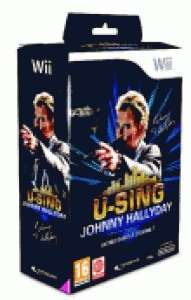 U-Sing Johnny Hallyday + 1 micro