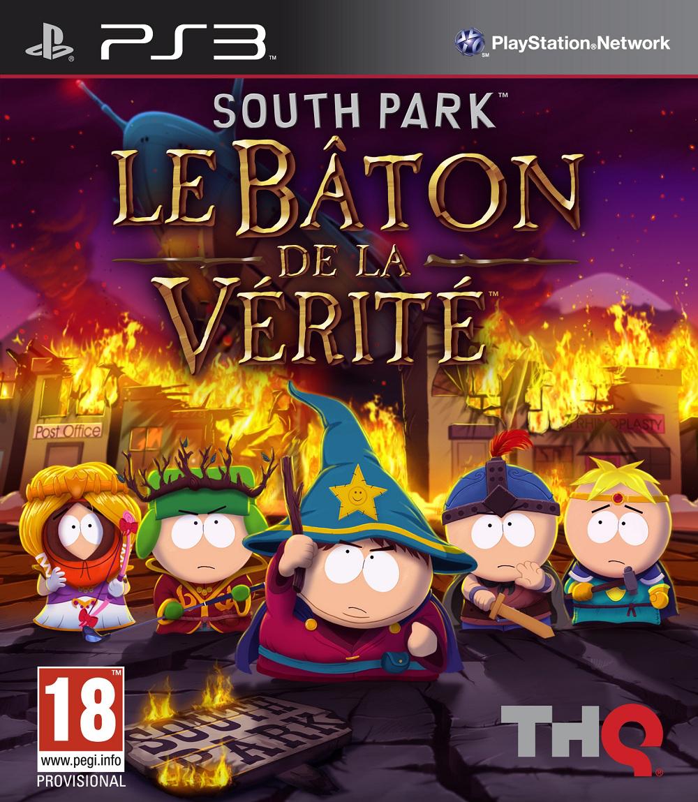 Jeu South Park : Le Bâton de la Vérité (PS3, XBOX 360)