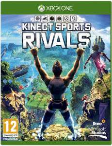 Kinect Sports Rivals sur Xbox One