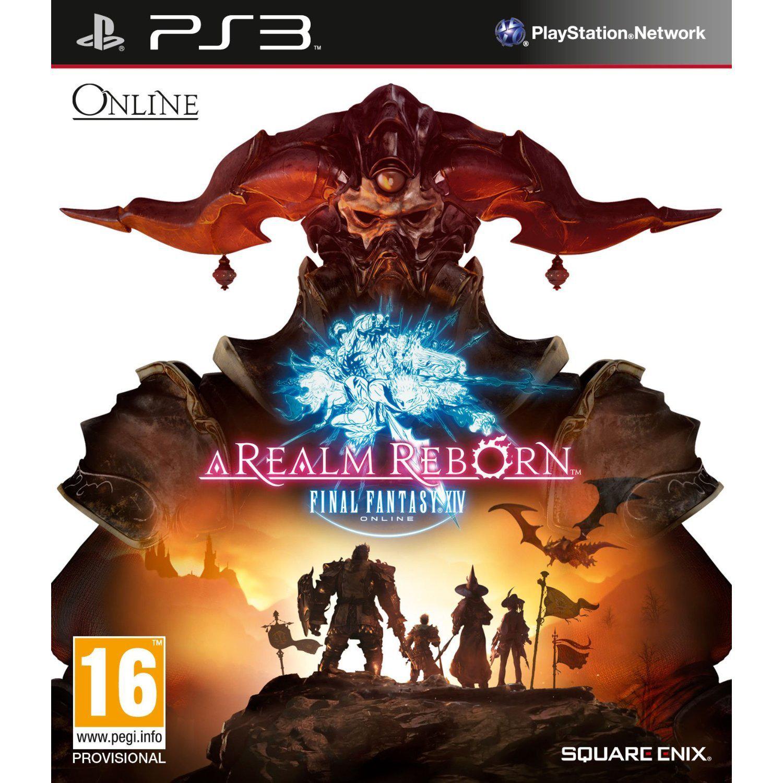 Final Fantasy XIV sur PS3 et PS4