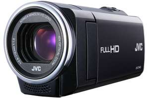 Caméscope JVC GZ-E15B - Full HD