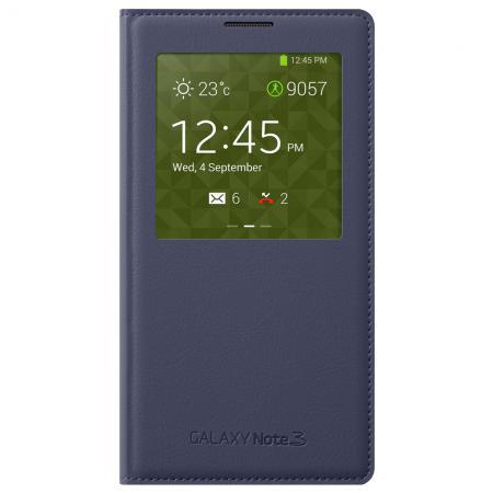 Etui Samsung Sview Cover pour Galaxy Note 3 (après ODR de 20€)