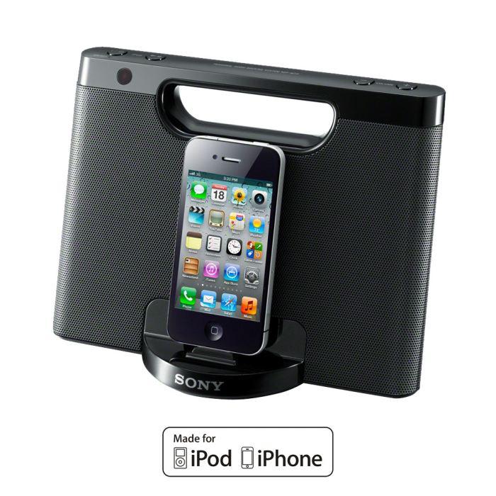 Dock iPod/Iphone Sony RDP-M7iP (5,99€ de port)