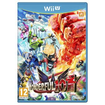 The Wonderful 101 sur Wii U