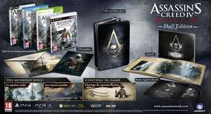 Assassin's Creed IV : Black Flag - L'Edition Skull (PS4, Xbox One, PS3, Xbox 360)