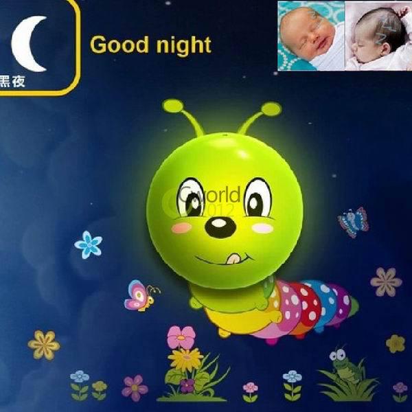 Stickers 3D veilleuse de nuit pour chambre d'enfant