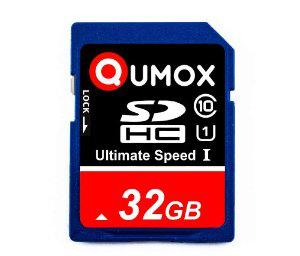 Carte mémoire SDHC  32Go Classe 10 /UHS-I