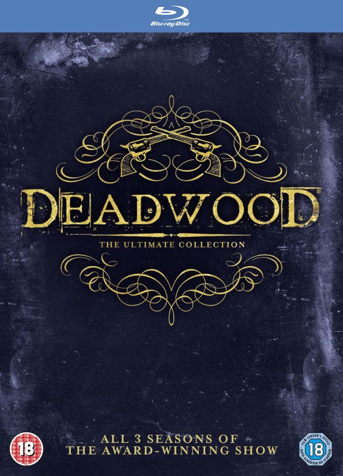 Pré-commande : Intégrale Deadwood en BluRay
