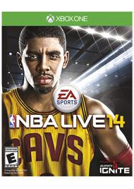 NBA Live 14 sur Xbox One