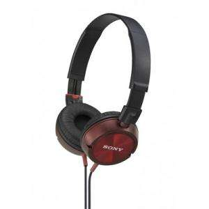 Casque arceau Sony MDR-ZX300