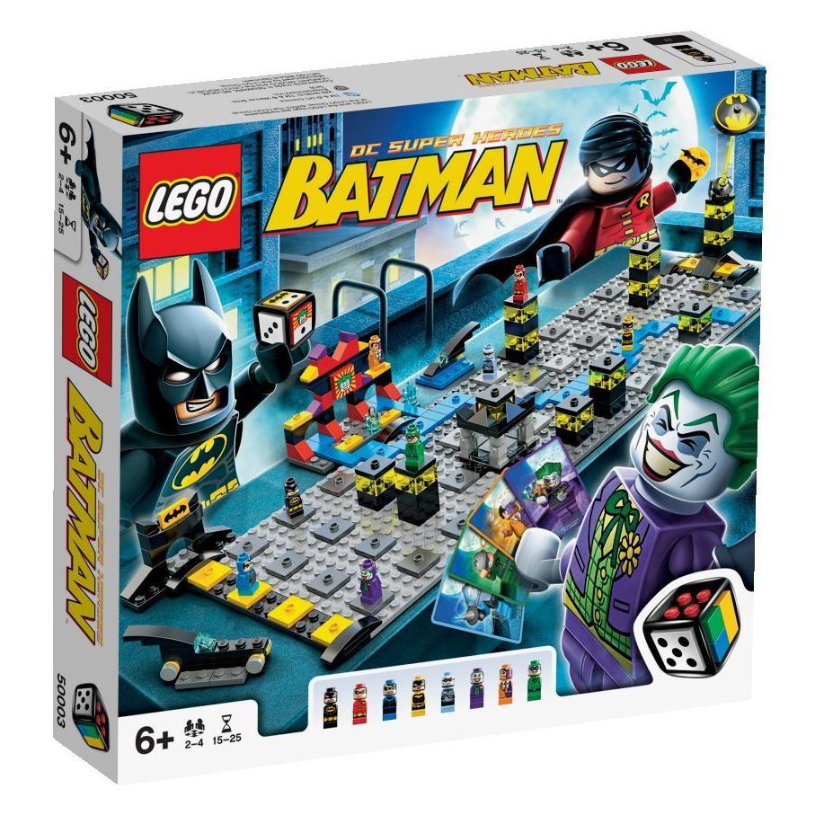 Jeu de société LEGO Games Batman