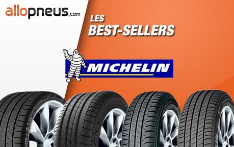 """Rosedeal : Pneus Michelin chez Allopneus.com - Ex : Bon d'achat de 100€ pour 50€ sur 4 pneus >17"""""""