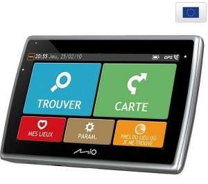 GPS Spirit 578 Full Europe - TMC Premium (abonnement à vie)