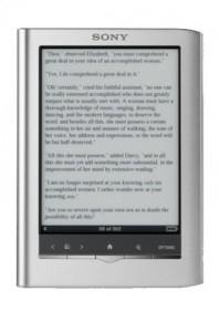 E-book Sony PRS350S