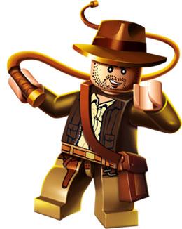 50% de réduction sur toute la série de jeux Lego - Ex : Lego Indiana Jones 2 à 4.49€