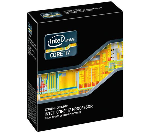 Processeur Intel Core i7 3930K 3,2 GHz (6 coeurs)