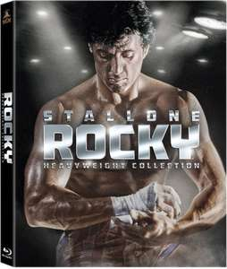 Coffret Blu-ray Rocky: Heavyweight Collection