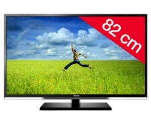 Téléviseur LED Toshiba 32RL933F WiFi Ready FULL HD avec code promo