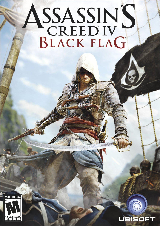 Assassin's Creed 4 sur PC (Dématérialisé - Steam)