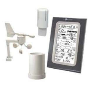 Station météo Professionnelle La Crosse Technology WS3650IT-MG-SIL avec écran tactile