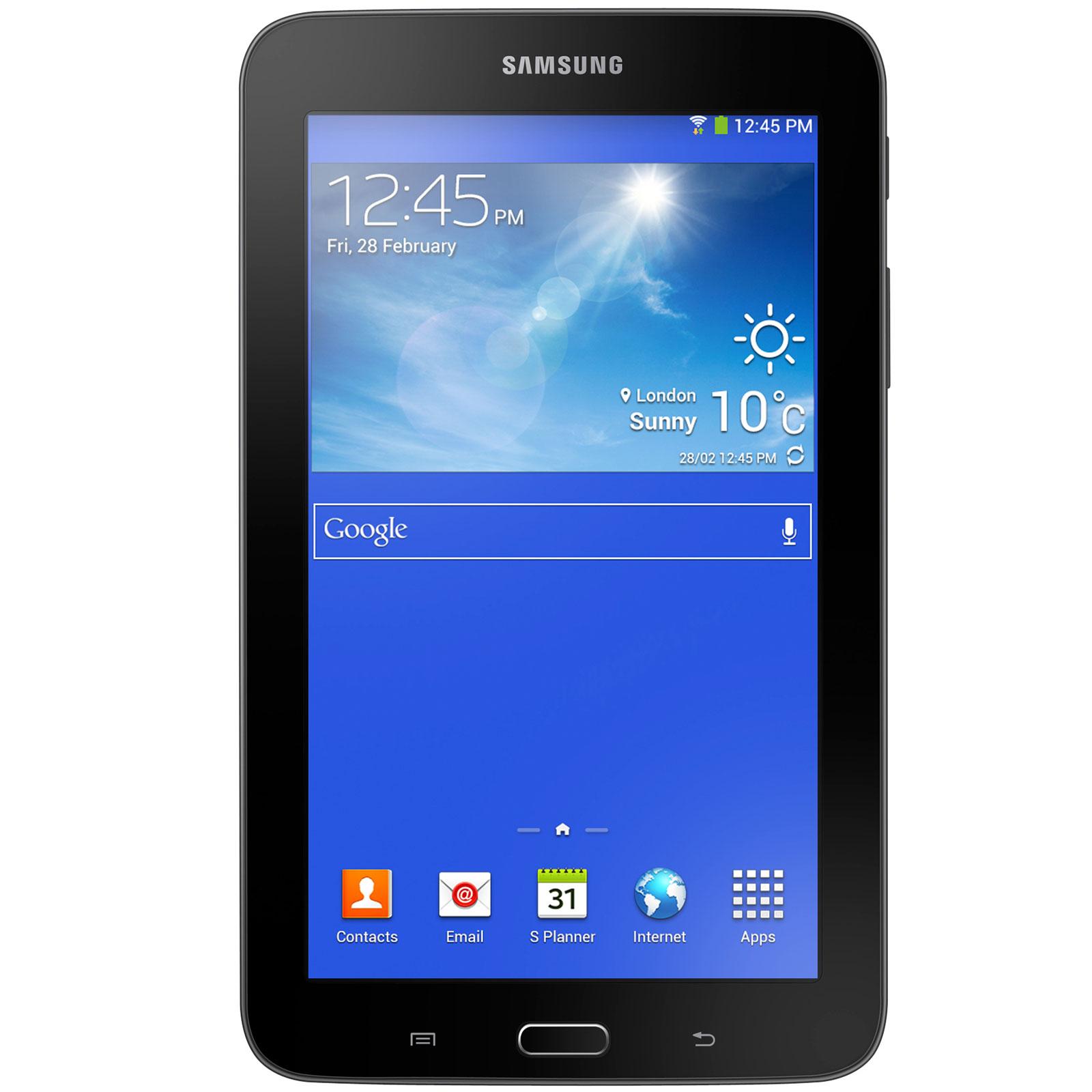 "Tablette Samsung Galaxy Tab 3 Lite 7"" 8Go"