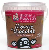 [Aujourd'hui seulement] Le pot de mousse au chocolat Michel et Augustin offert