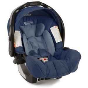 Sièges Auto Graco G8F97PPAE Junior Baby bleu